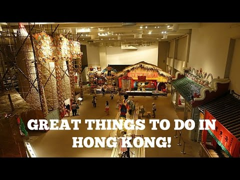 2 AMAZING PLACES TO VISIT IN HONG KONG!