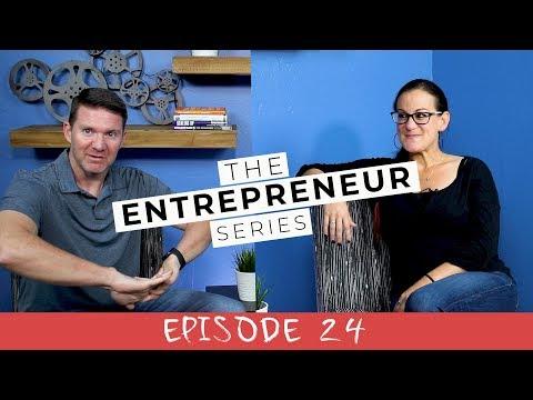 Entrepreneurship web series - Bogi Lateiner - Empowering women through automotive