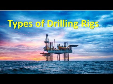 Type of Drilling Rigs
