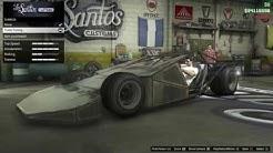 GTA 5 DLC Vehicle Customization (BF Ramp Buggy) (Special Vehicle)
