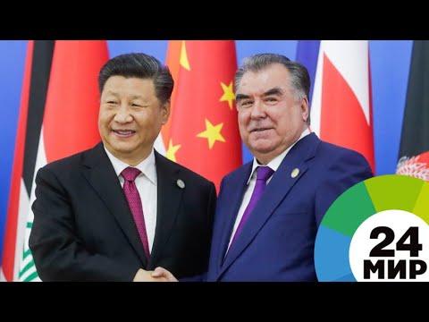 Книга Си Цзиньпина вызвала небывалый интерес в Таджикистане после его визита - МИР 24