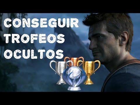 Uncharted 4 | Trofeos Ocultos | + Info en la descripción (Paso a Paso)