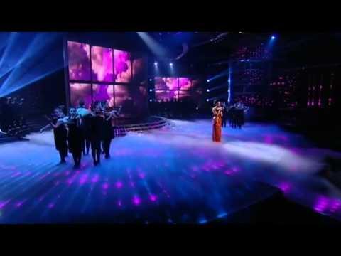 Rebecca Ferguson performs Distant Dreamer - The X Factor Live Final (Full Version)