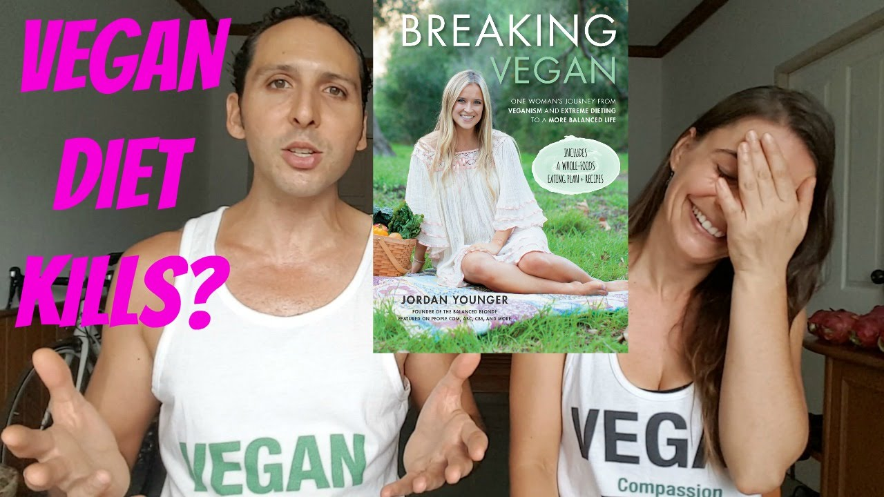 jordan younger breaking vegan