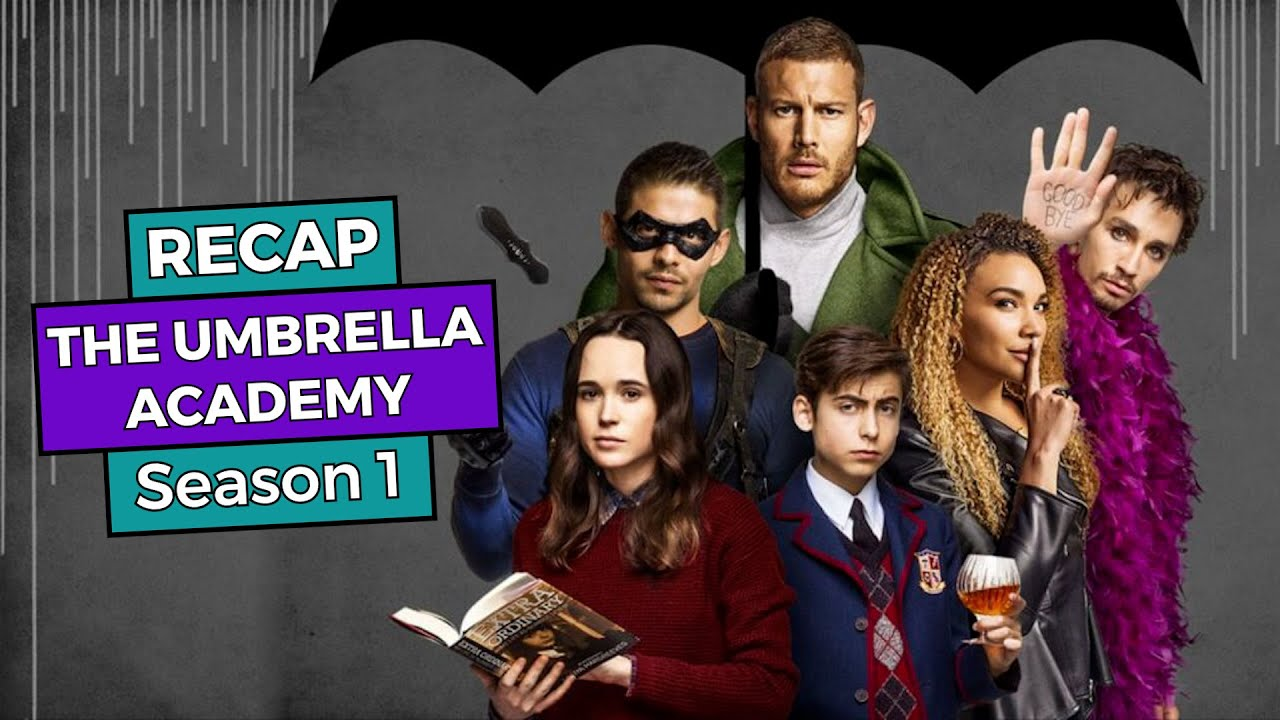 The Umbrella Academy: Season 1 RECAP