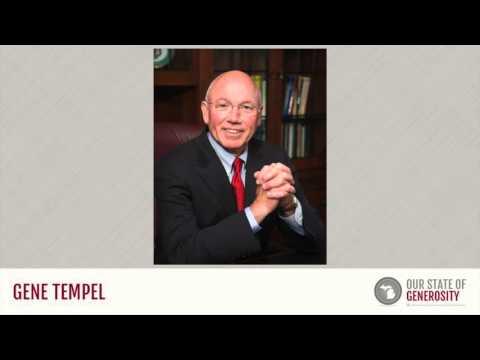 Gene Tempel - The Partnership between Michigan and Indiana