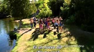 Camp Rock 2: The Final Jam - Brand New Day (Full Movie Scene) Español Latino HD
