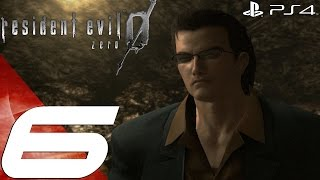 Resident Evil Zero HD Remaster (PS4) - Walkthrough Part 6 - Book of Evil & Book of Good