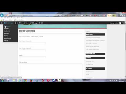 Contact Form 7 Tutorial + Other Form Builders for WordPress
