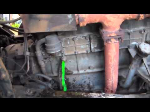 Friday Truck Thermostat Part 2:- Thermostat Removal