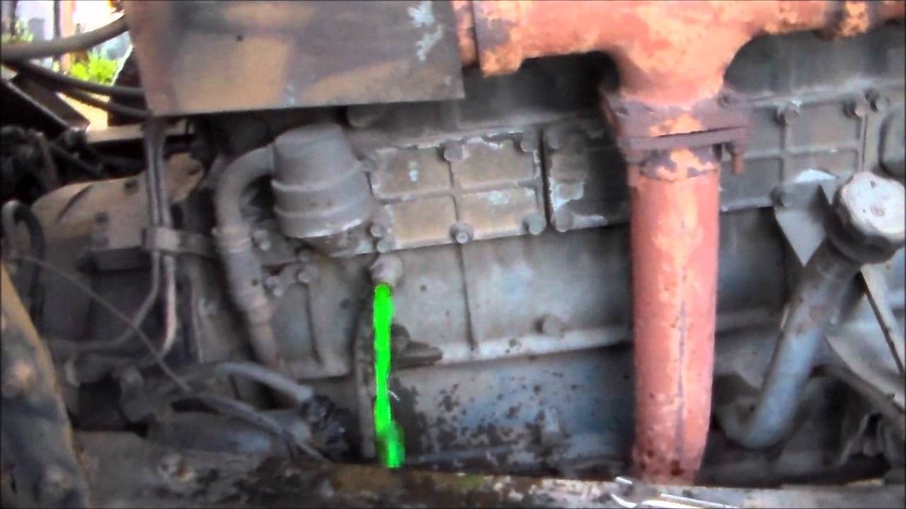 Friday Truck Thermostat Part 2: Thermostat Removal  YouTube