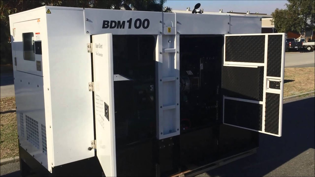 Cummins Diesel Generators 30kVA to 500kVA