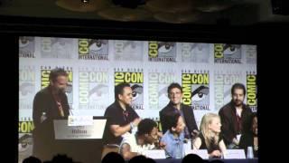 Comic-con 2011: Community Panel (Part 1)