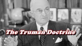 History Brief: The Truman Doctrine