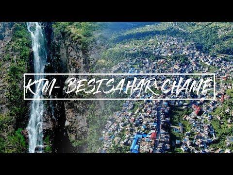 MANANG RIDE (DAY 1 )   KTM-BESISAHAR TO CHAME   Travel Nepal