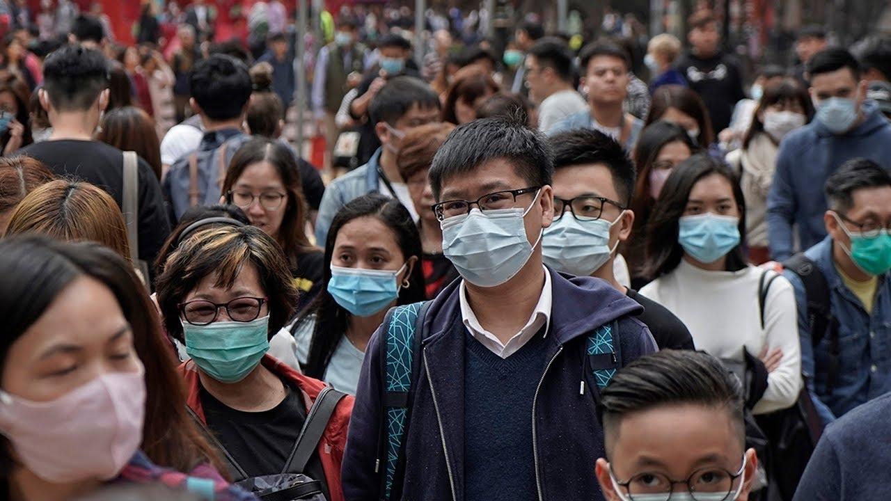 коронавирус и люди