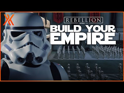 How to create a Stormtrooper army   HitFilm Pro