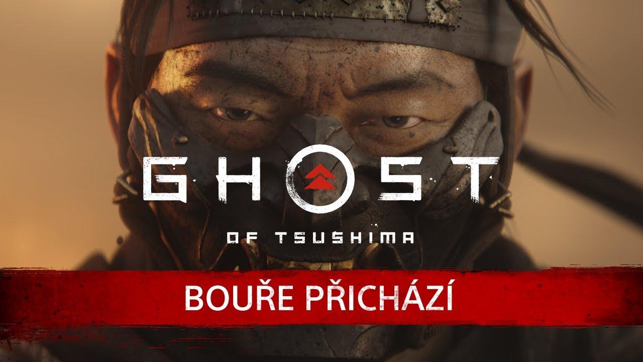 Ghost of Tsushima – Upoutávka Bouře přichází | PS4
