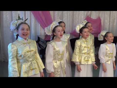 """Видеоролик татарская народная песня  """"Кария - закария"""""""