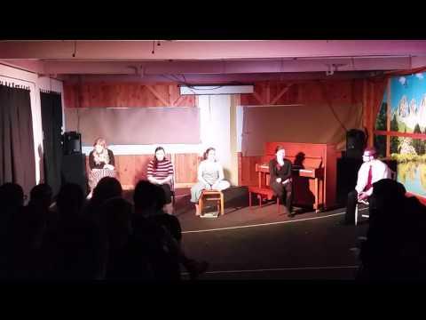 The Interviews by Miranda Caravalho