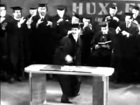 I'm Against It - Groucho and Zeppo Marx - Horse Feathers (1932)