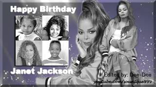 LOVE || Happy 52nd Birthday Janet Jackson
