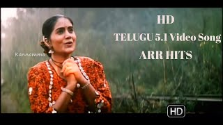 Maanasa Veena - Hrudayanjali (1998) HD 5.1 Audio - A.R. RAHMAN Rare Telugu Video Song