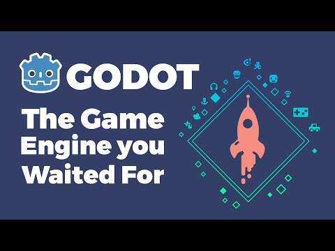 Discover Godot 3, the Free game engine - Open Source presentation