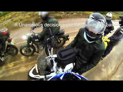 Barrydale Bike Trip - Adventure Motorcycling