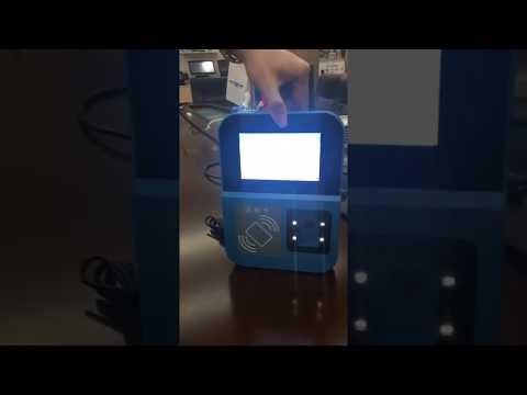 Bus Payment Terminal(Barcode Scanner+NFC Reader)
