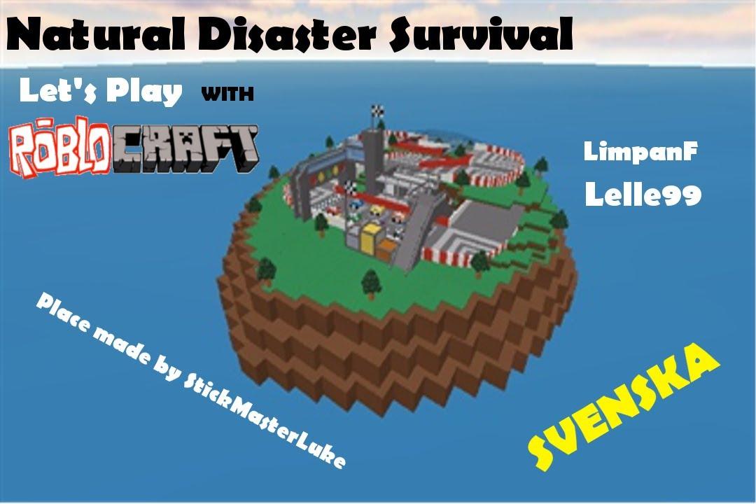 Natural Disaster Survival Roblox Uncopylocked