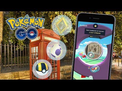 DISTRIBUIÇÃO DE ITENS NO GINÁSIO! COMO FUNCIONA (Abril 2018) - Pokémon Go