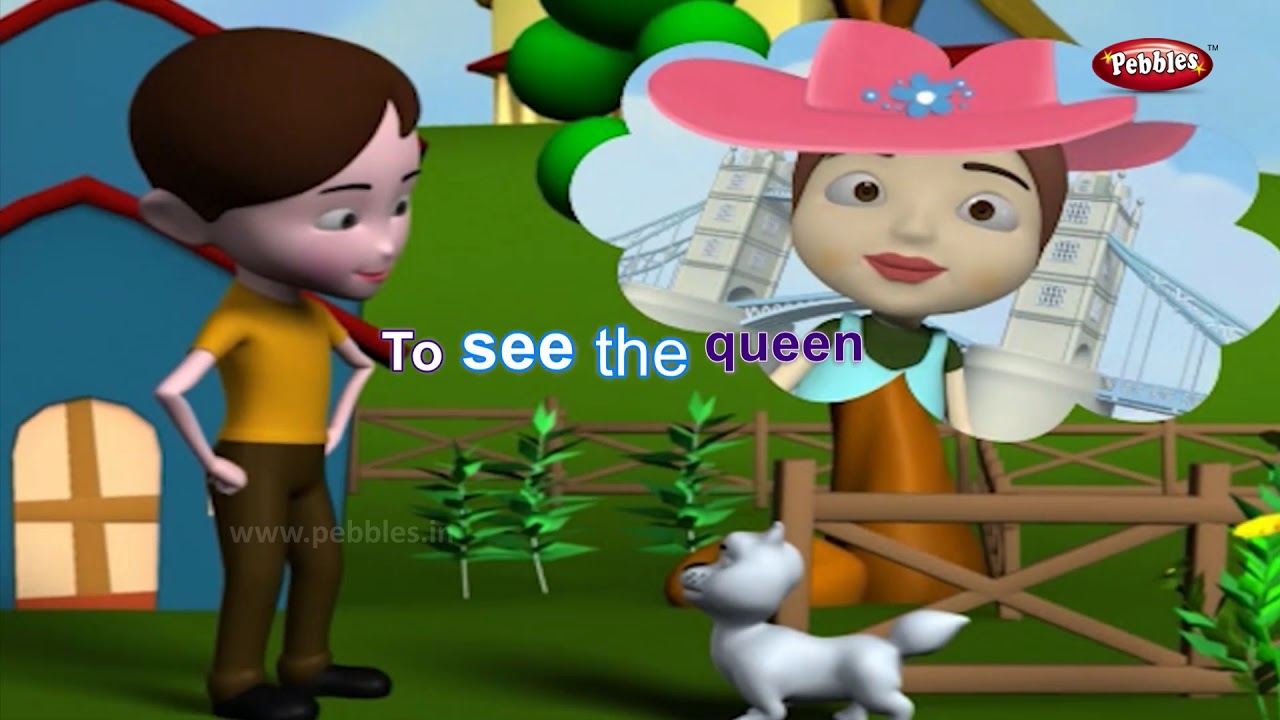 pussy cat nursery rhyme with animated lyrics   nursery rhyme   baby