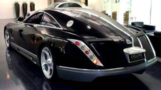 Maybach Exelero , Photo Gallery