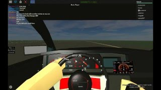 Roblox Racing: Drive™- Passes in my Charger SRT