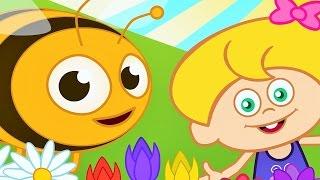 Arı vız vız ve EN Popüler 10 Çizgi Film Çocuk Şarkısı - Adisebaba Sevimli Dostlar Çocuk Şarkıları