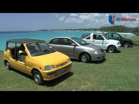 US Television - Barbados (Direct Car Rentals Ltd)