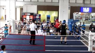 NUS Vs The Rest - FPM Boxer Davis Ng