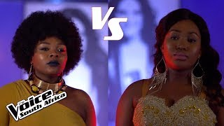 #TeamRiana: Siki Jo-An vs Vuyisile – 'RESPECT' | Battles | The Voice SA