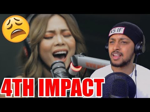 """4TH IMPACT """"TIMES TWO"""" WISH 107.5 REACTION"""
