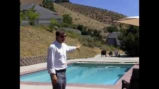 Boise Real Estate - Home For Sale - Boise Foothills - City Views - Huge Pool