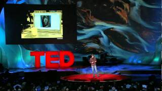 Aaron Koblin: Artfully visualizing our humanity(http://www.ted.com Artist Aaron Koblin takes vast amounts of data -- and at times vast numbers of people -- and weaves them into stunning visualizations., 2011-05-23T15:27:51.000Z)