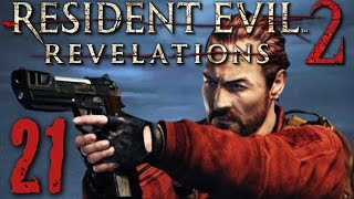 Resident Evil Revelations 2 [21] - POISONOUS GAS (Episode 4)