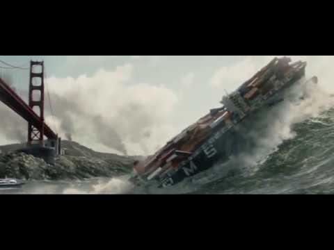 [ San Andreas ] Tsunami Clip 1080p