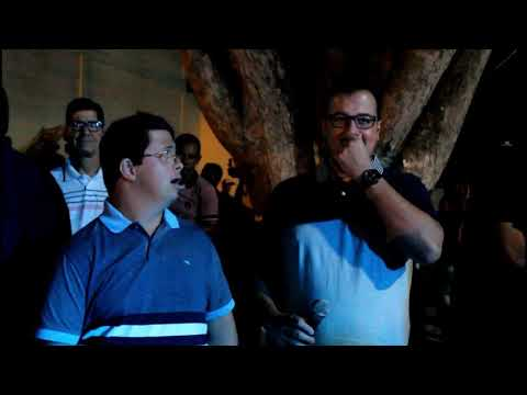 Mensagem e discursos de Jaiminho e Paulinho | O Responsável Macarani