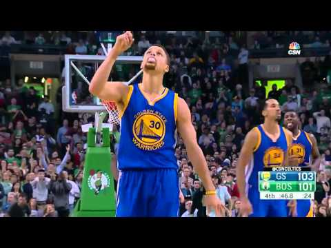 Golden State Warriors vs Boston Celtics | December 11, 2015 | NBA 2015-16 Season