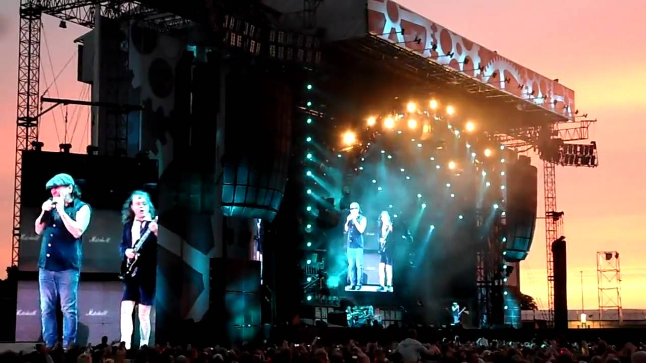 The Jack Acdc In Dresden 20062010 Youtube