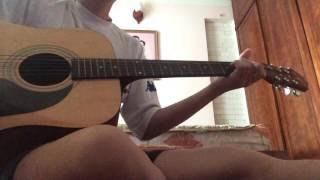 Giả Vờ Nhưng Anh Yêu Em guitar cover