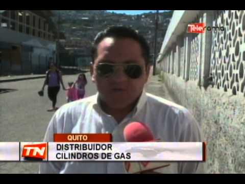 Aparente desabastecimiento de gas