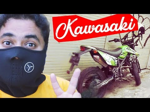 Kawasaki KLX | Renting Bike for CHEAP | BALI Episode 2